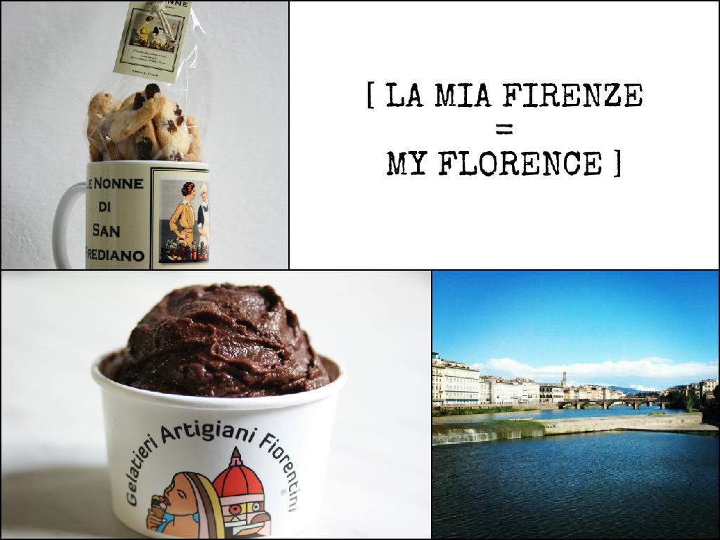 foods of florence my florenze la mia firenze