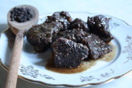 Florentine peposo beef stew